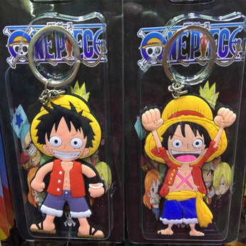 One Piece Amazing Luffy KeyChain
