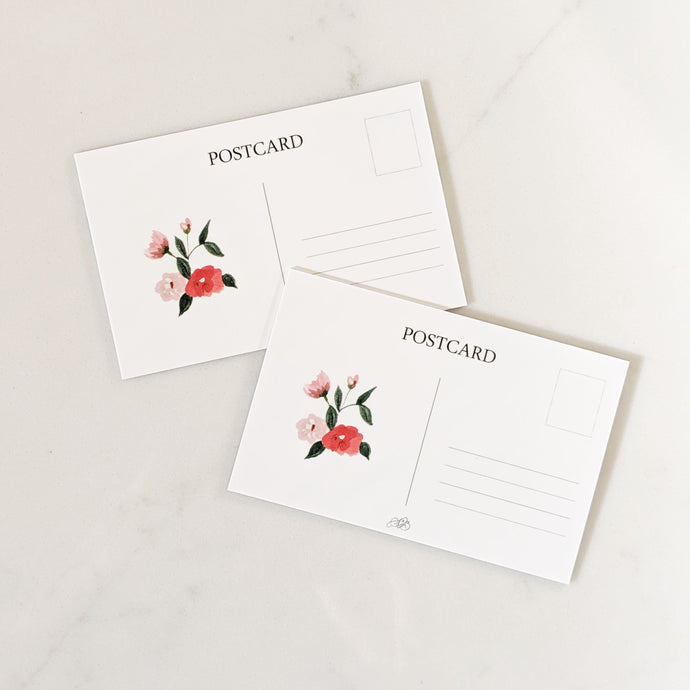 Mini Postcard Print Set