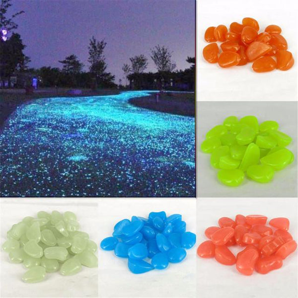 Luminous Pebbles Glow Stones