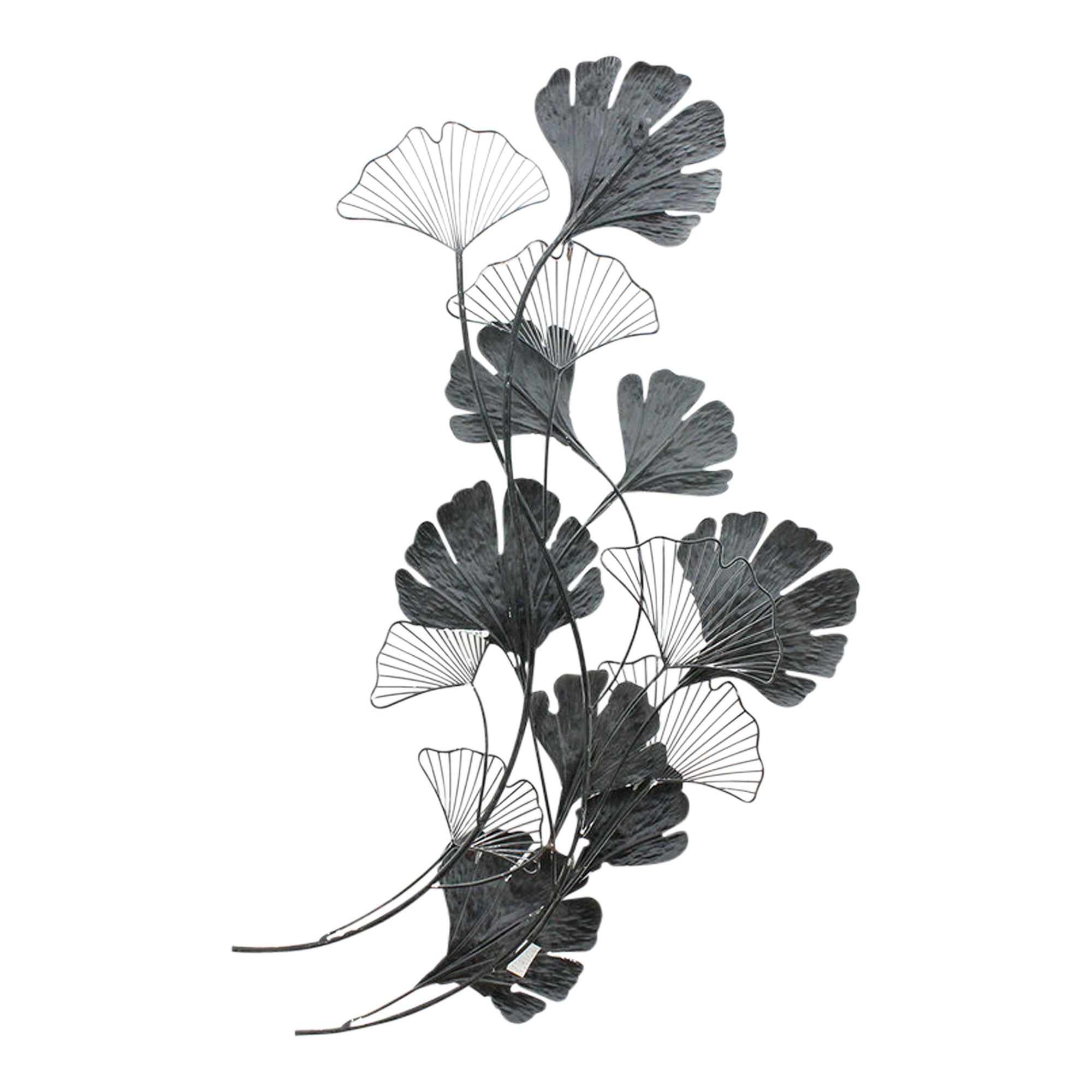 Hand-painted Gingko Leaves Wall Art Decor