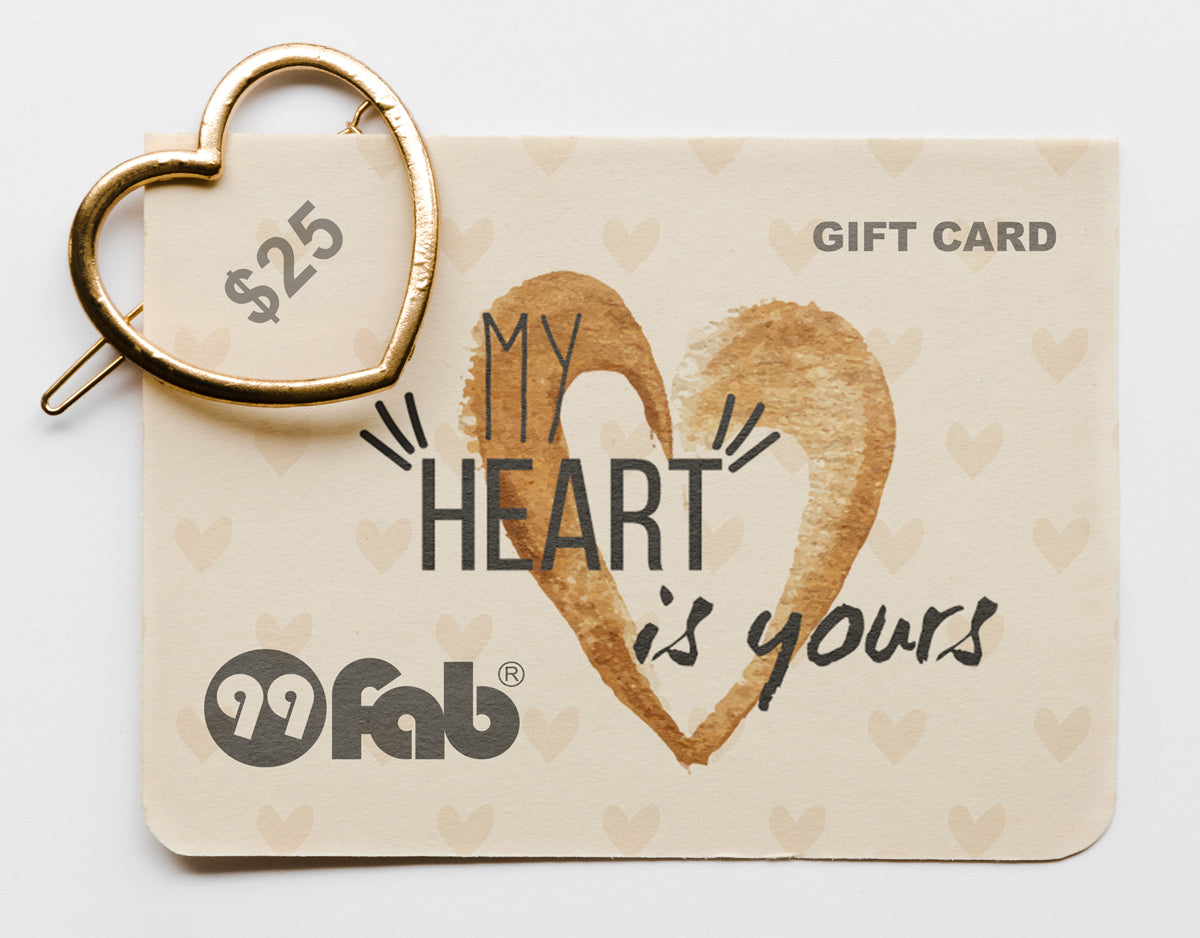 99FAB Gift Cards - Gift Card - 99fab.com