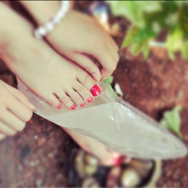 Baby Foot Original Deep Moisturizing Exfoliation for Feet Peel Socks - women beauty - 99fab.com
