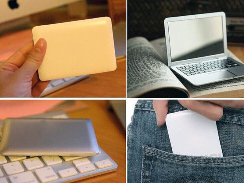 Cute Mini Pocket Laptop Mirror - Mini Mirror - 99fab.com