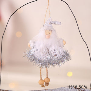 Christmas Angel Dolls Xmas Tree Ornament - christmas decor - 99fab.com
