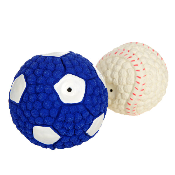 Pet Balls Squeak Tooth Cleaning toys