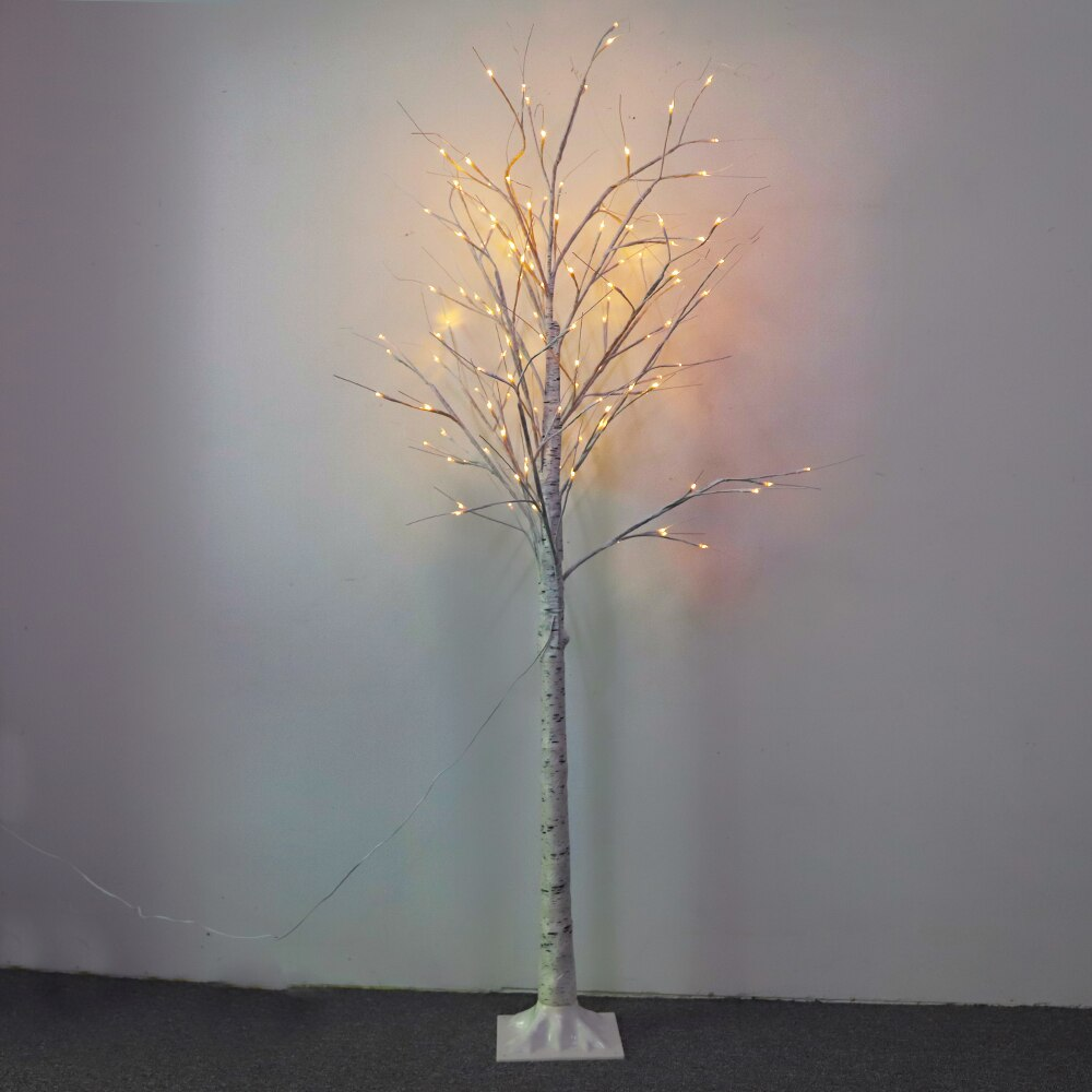 Christmas Decorations LED Tree Birch Lamp - lamp - 99fab.com