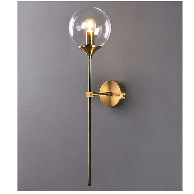 Bedside Corridor Nordic indoor lighting fixtures - wall lamp - 99fab.com