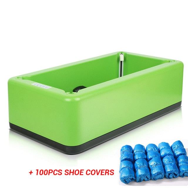 Automatic Smart Shoes Cover Dispenser - Shoes Cover Dispenser - 99fab.com
