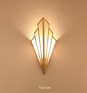 LED Wall Lamps Corridor Aisle Staircase Bedroom Lights