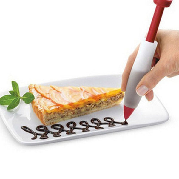 Silicone Food Writing Pen - kitchen - 99fab.com