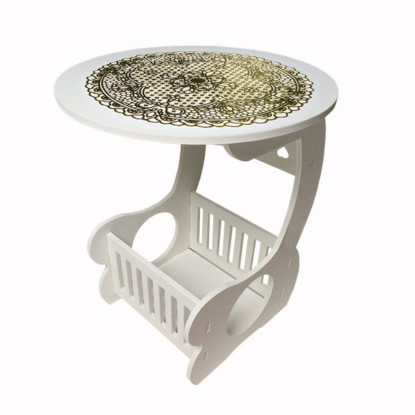 European Style Wood-Plastic Coffee Table - furniture - 99fab.com