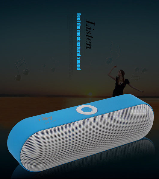 NBY Mini Bluetooth Portable Wireless Speaker