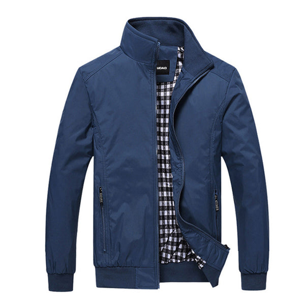 Casual Sportswear Bomber Jacket - Men Clothing - 99fab.com