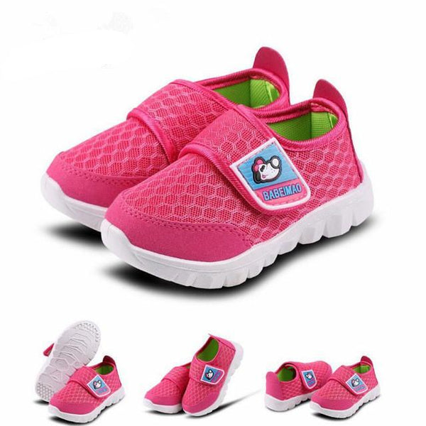 Summer children mesh girls and boys sport shoes - kids - 99fab.com