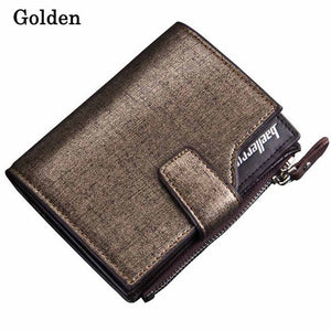 Men Microfiber leather fashion Top quality wallet - wallets - 99fab.com