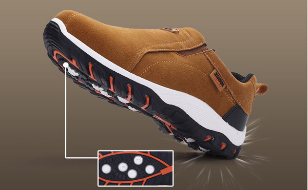 Zuodi 101 - Outdoor Walking Comfortable Breathable Mens Shoes