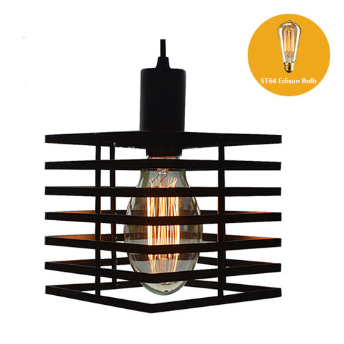 LOFT pendant light luminaire vintage Lamp - decor - 99fab.com