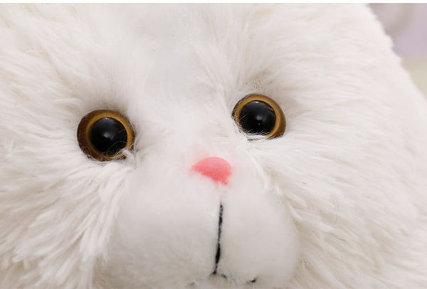 Lovely Simulation Persian Cat Plush - decor - 99fab.com