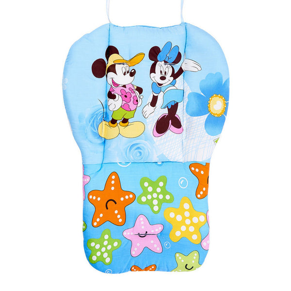 Waterproof cotton newborn Cute cartoon baby stroller seat pad - kids - 99fab.com