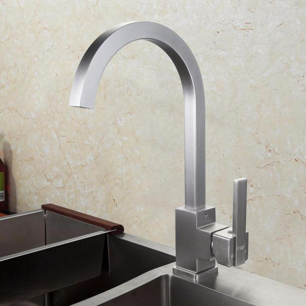 Frap Hot and Cold Water Kitchen Faucet - kitchen - 99fab.com