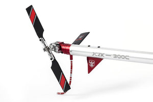 300C Hughes 9CH RC Helicopter Brushless RTF All Metal - RC helicopter - 99fab.com