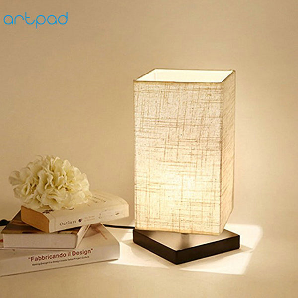Artpad Japanese Tatami Style Simple Table Lamps - decor - 99fab.com