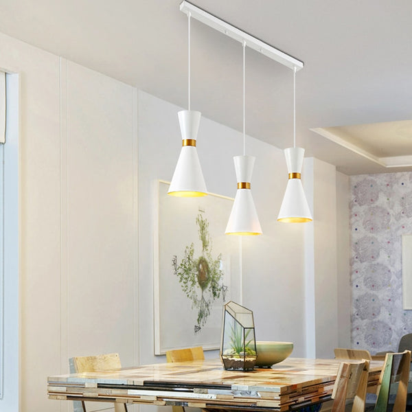 Modern Cord LED Pendant Lights Dining Room Restaurant Kitchen Handlamp Luminaire Suspendu
