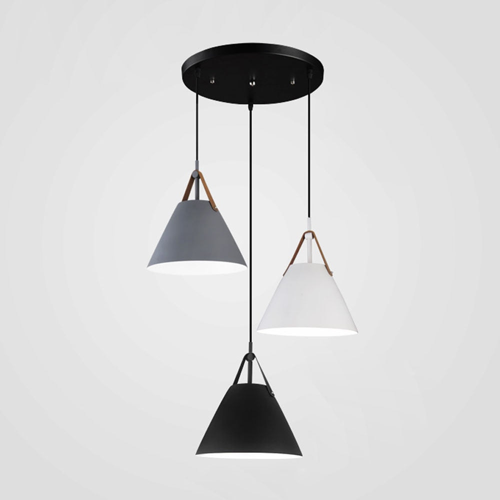 Nordic Restaurant Pendant LED Hand lamp Indoor Dinning Room Home Lighting - pendant lamp - 99fab.com