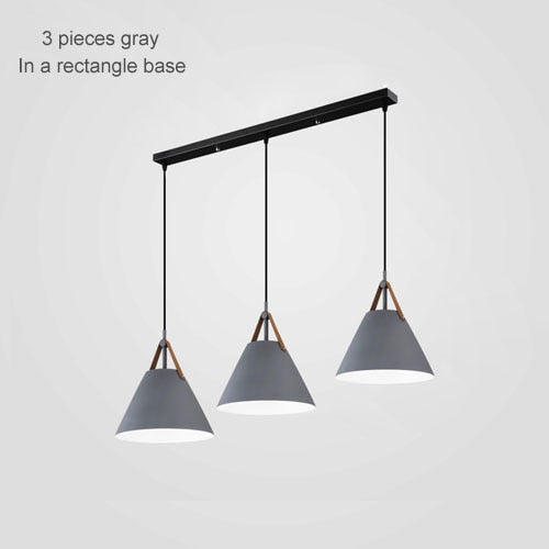 Nordic Restaurant Pendant LED Hand lamp Indoor Dinning Room Home Lighting