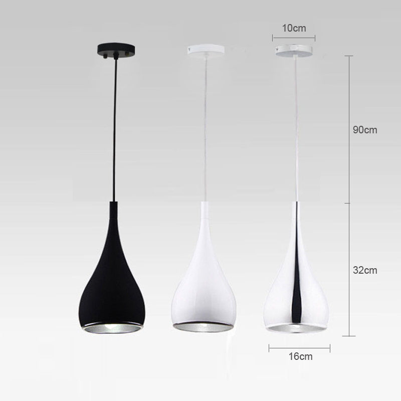 Modern Pendant Lights Minimalist Hand Lamp Indoor Decoration Lamparas - pendant lamp - 99fab.com