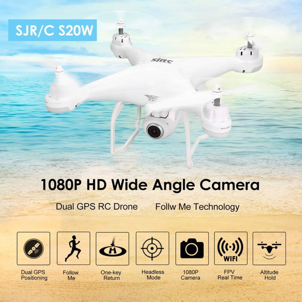 FPV 720P 1080P Camera Selfie Altitude Hold Drone Headless mode
