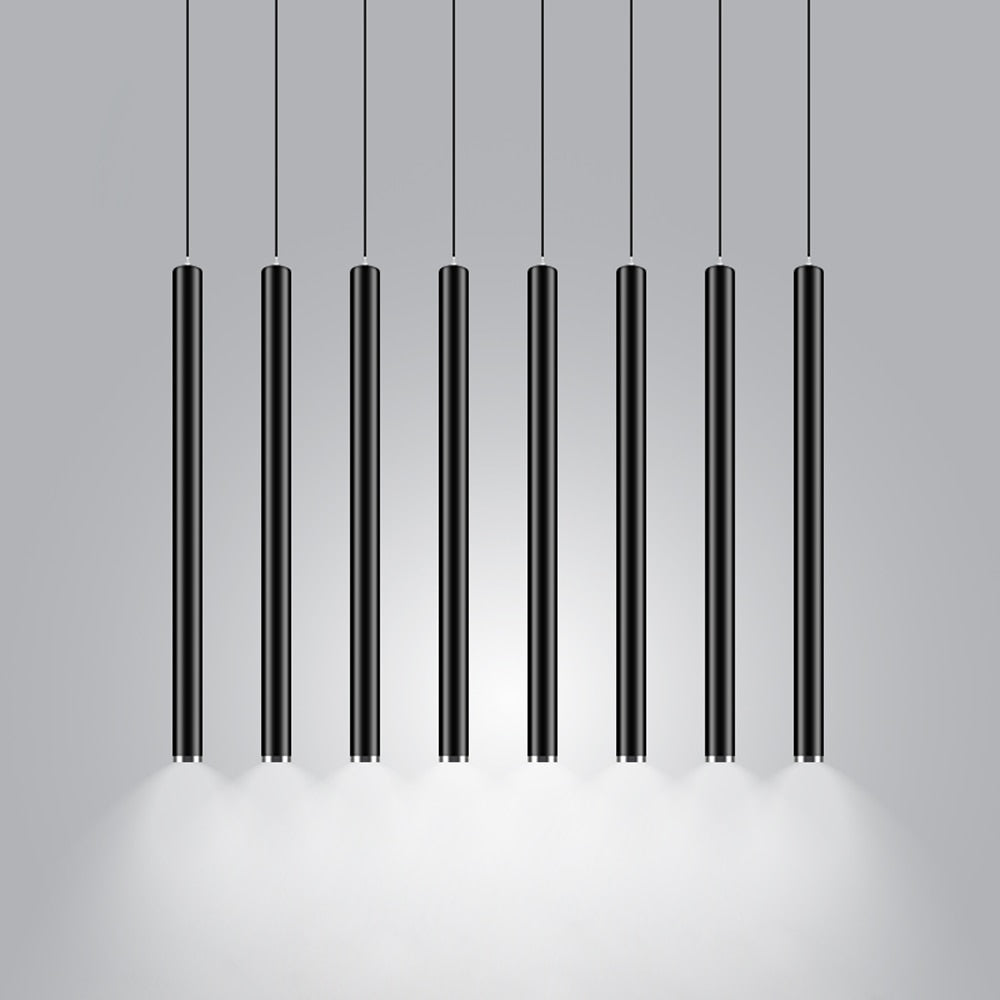 Simple Cylindrical 1 pcs LED Pendant Lights 3W Nordic Bar Indoor Lighting Luminaire - pendant light - 99fab.com
