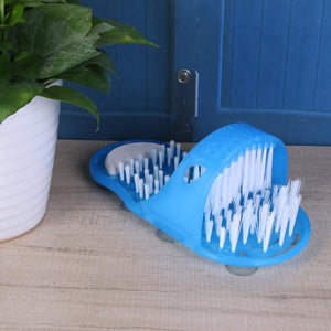 Foot Care Scrubber Shower Brush Bath Shoe - Foot Scrubber - 99fab.com