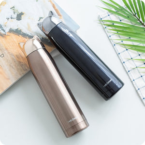 320ML Stainless Steel Thermos Travel Bottle Cup - kitchen - 99fab.com