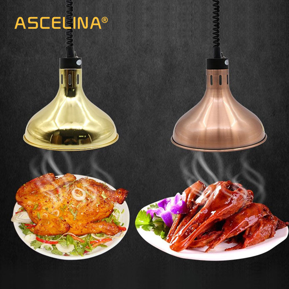 250W Electric heat lamp food preservation Pendant Light - pendant light - 99fab.com