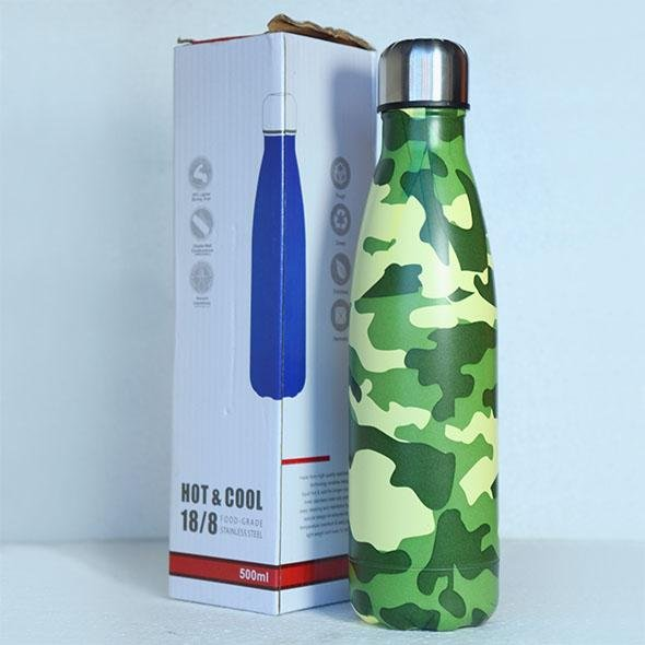 Camouflage Plated Water Carrier - fingla.com