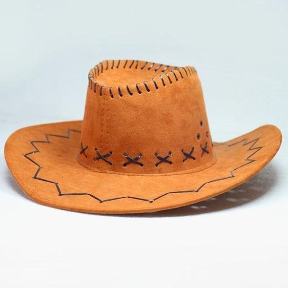 Cowboy Cowgirl Rodeo Fancy Dress Accessory Hats - fingla.com