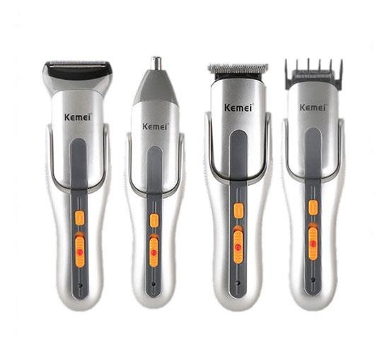 Kemei KM-680A 8 in 1 Grooming Kit Shaver/Trimmer - fingla.com