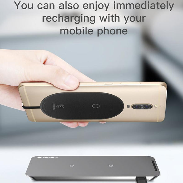 Qi Wireless Charger Receiver - fingla.com