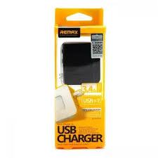 Remax - Rmt6188 Usb Charger 3.4A 2 Port - fingla.com