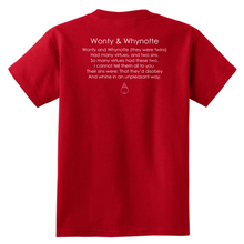 Wonty and Whynotte Tee