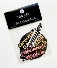 TILDE STICKERS (5 PACK)