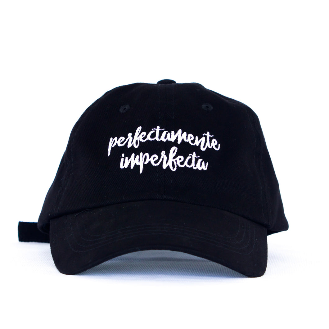 Gorra Perfectamente Imperfecta
