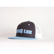 SL Signature Snapback Carolina/Navy/White