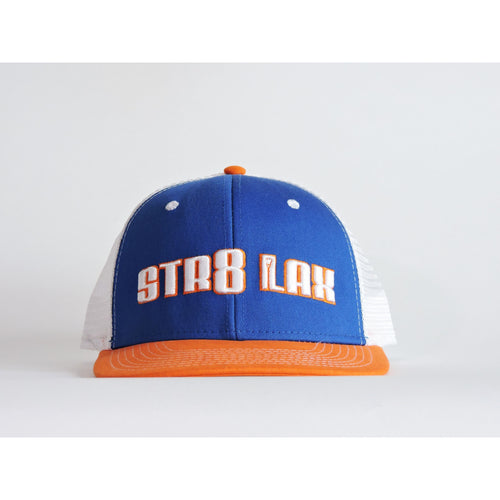 SL Signature Snapback Royal/White/Orange