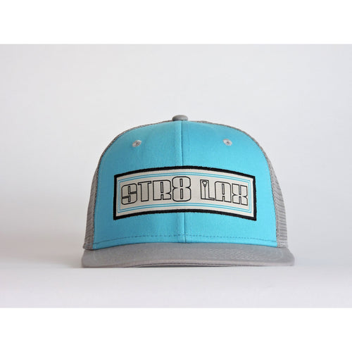 SL Banner Snapback Gray/Carolina/White/Black