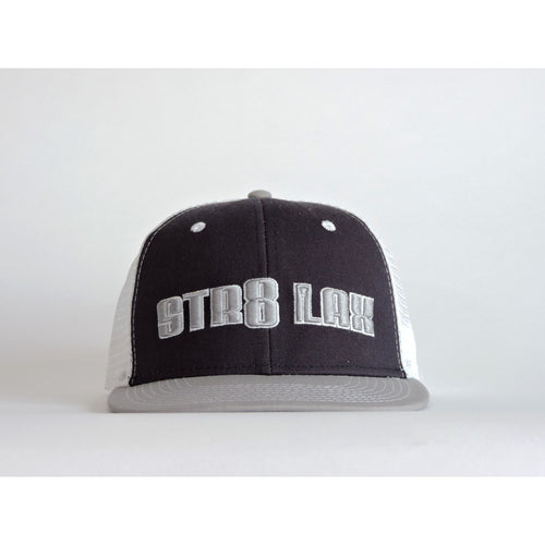 SL Signature Snapback Navy/White/Grey