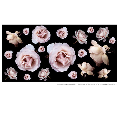 Chanel Rose Party - Print on Hahnemuehle Fine Art Paper