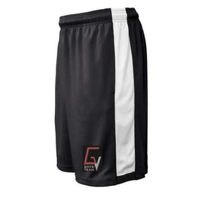 GV BOYS TEAM - White Wall Athletic Shorts