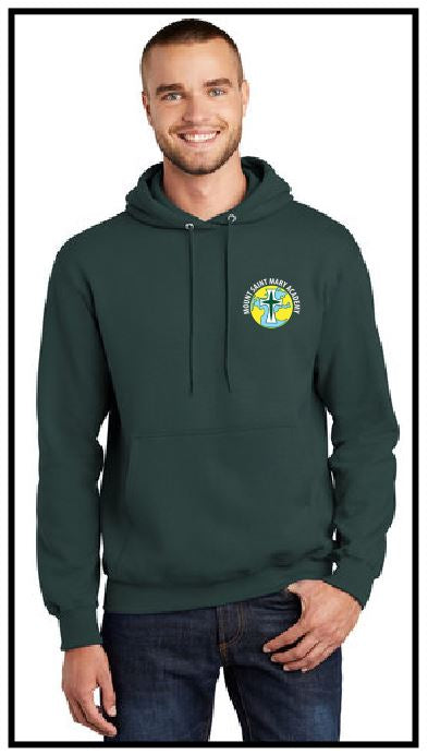 Mount Saint Mary Embroidered Hoodie